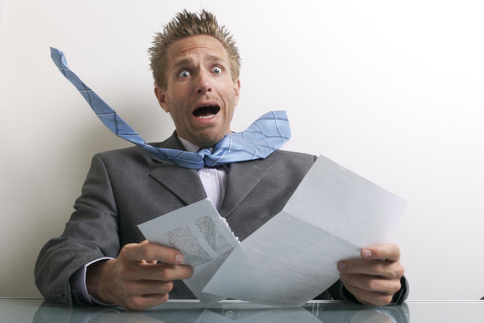 boss - «Первые» штрафы для крупного бизнеса хотят отменить