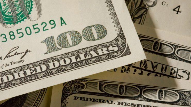 f9018974b600 740x415 - Биржевой курс доллара впервые с июня опустился ниже 57 рублей