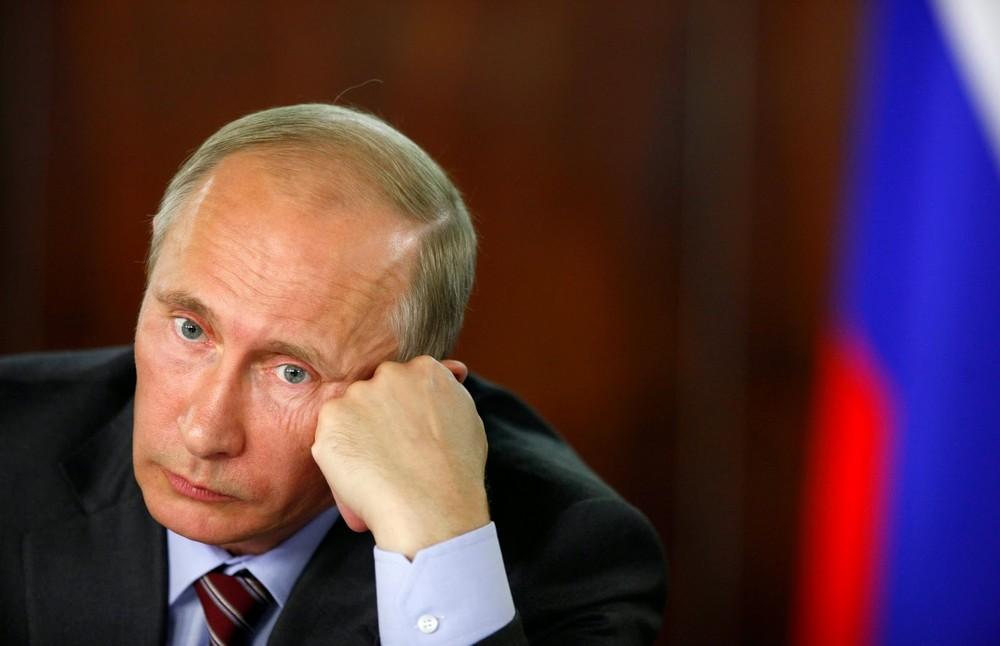 Vladimiru Putinu 64 goda Nju Jork v shoke2 - Не удивительное переизбрание: Еще не все голоса подсчитаны, но уже совершенно ясно что Путин идет на четвертый срок