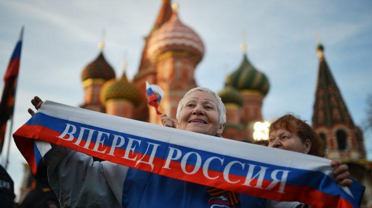 1465044130 1465035314 4 740x415 - Половина россиян считают свою страну «великой державой»