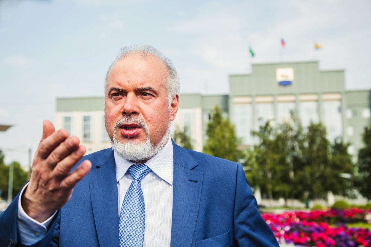 69458 - Мэр Сургута Вадим Шувалов вошел в число лучших градоначальников России