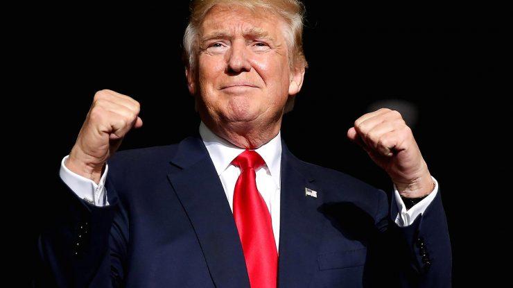 b1998bb53796d44537963e5c52c31a98 740x415 - Трамп: «Я скажу вам кое-что. Мы хотим поладить с Россией»