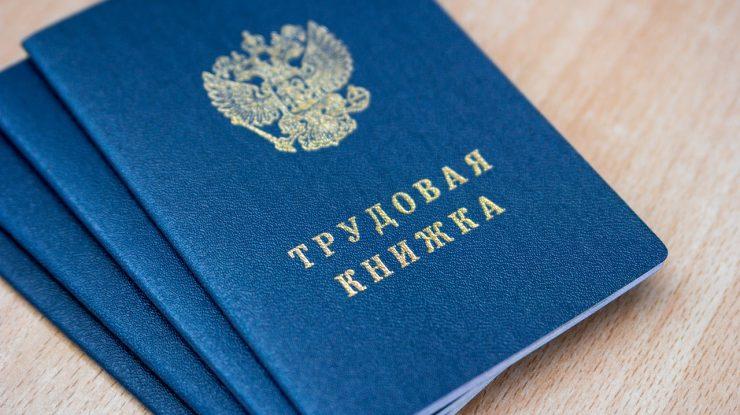 001 1 740x415 - Бумага – прошлый век: через 2 года трудовые книжки в России станут электронными
