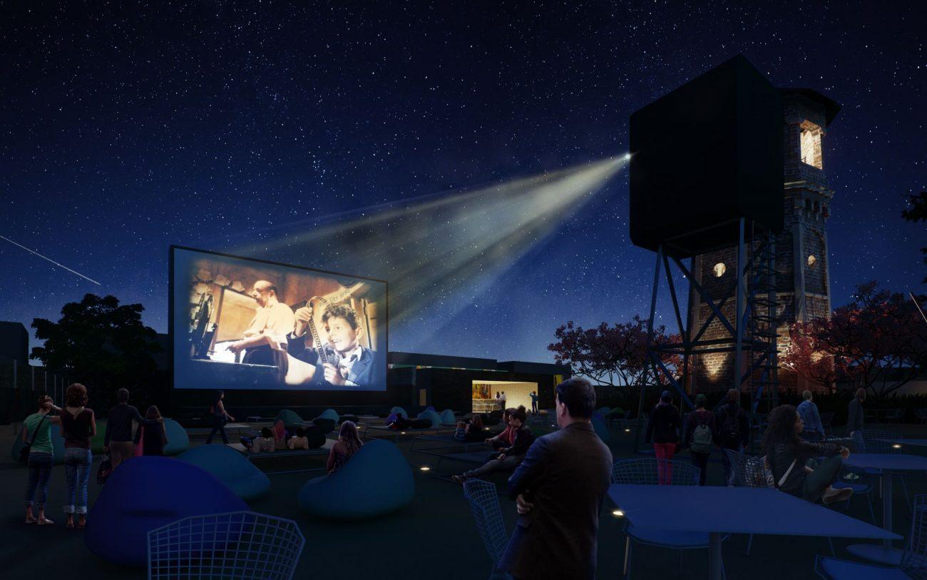 bajo las estrellas - Югре нужны кинотеатры под открытым небом, технологические парки и облигационные займы – инициативы проекта «Югра-204»