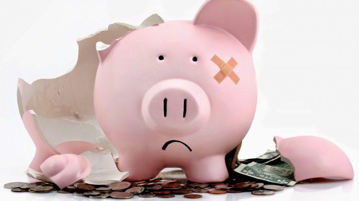 bank bankrot 740x415 - Что происходит? В Югре массовое банкротство бизнеса за налоговые долги