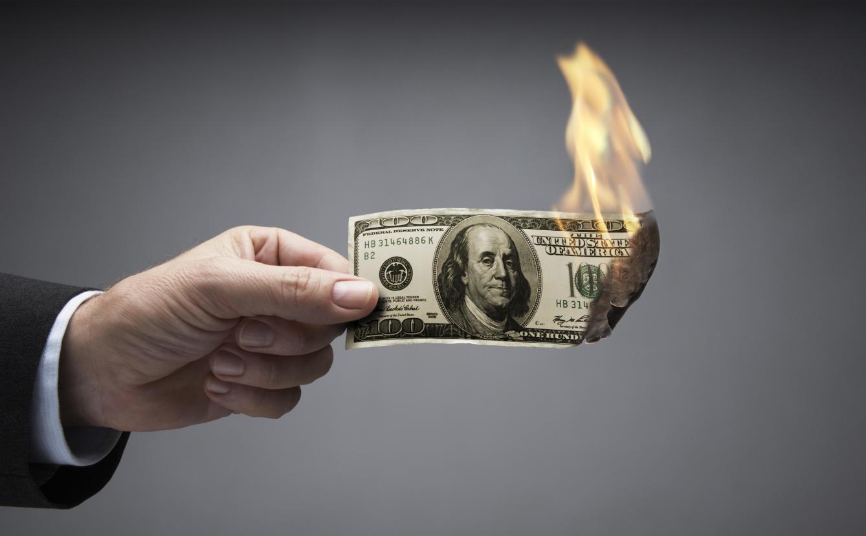 el dinero no es mas que una promesa de papel john smith corbis - Отказ от доллара: все расчеты по сделкам с нефтью в России возможно переведут на национальную валюту