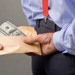 Закон Робин Гуда: взятки, конфискованные у коррупционеров, будут зачислять в Пенсионный Фонд России