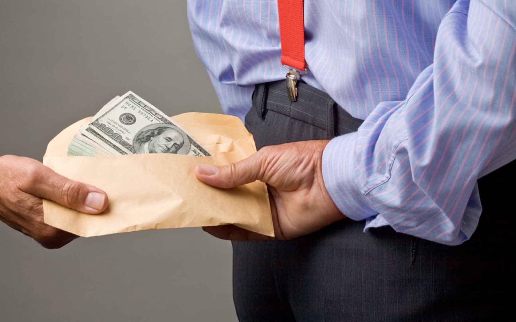 Vzyatki. BRW Magazine - Закон Робин Гуда: взятки, конфискованные у коррупционеров, будут зачислять в Пенсионный Фонд России