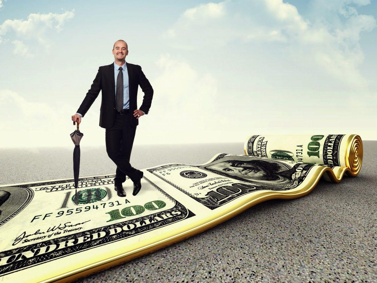 dengi 065 - Имеющим дается: Российские олигархи в этом году стали богаче на 11%